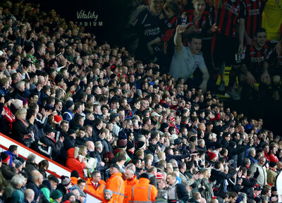 Tickets for Bournemouth clash sold out