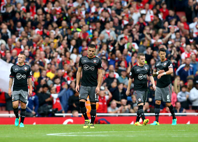 Highlights: Arsenal 2-1 Southampton