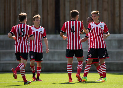 U18 Gallery: Saints 4-0 Villa