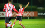 ollie cook during Southampton FC U23 v Bristol City U23 in the premier league cup, at Staplewood, Southampton, 30th September  2016, pic by Naomi Baker/Southampton FC