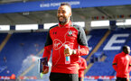 Nathan Redmond during the Premier League match between Leicester City and Southampton at the King Power Stadium, Leicester, England on 2 October 2016. Photo by Matt  Watson/SFC/Digital South.
