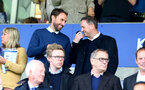 Gareth Southgate during the Premier League match between Leicester City and Southampton at the King Power Stadium, Leicester, England on 2 October 2016. Photo by Matt  Watson/SFC/Digital South.