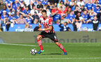 Jose Fonte during the Premier League match between Leicester City and Southampton at the King Power Stadium, Leicester, England on 2 October 2016. Photo by Matt  Watson/SFC/Digital South.