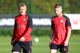 Gallery: Straight back to work for Saints