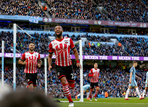 Gallery: Manchester City 1-1 Southampton