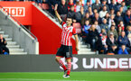 Dusan Tadic during the Premier League match between Southampton and Chelsea at St Mary's Stadium, Southampton, England on 30 October 2016. Photo by Matt Watson/SFC/Digital South.