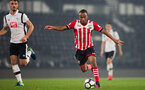 tyreke johnson during Southampton FC U23 v Derby County U23, at the iPro arena , Derby, 31st october 2016, pic by Naomi Baker/Southampton FC