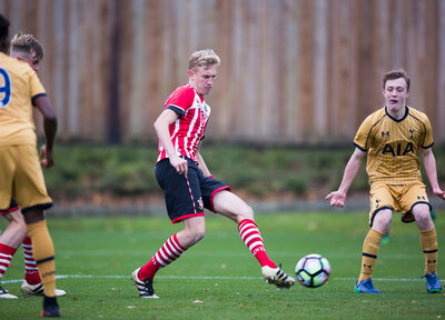 U18s Gallery: Saints 2-6 Tottenham