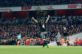 Gallery: Arsenal 0-2 Saints