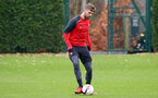 Jay Rodriguez during a Southampton FC training session at The Staplewood Campus, 7th December 2016