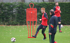 Harrison Reed during a Southampton FC training session at The Staplewood Campus, 7th December 2016