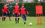 Jack Stephens during a Southampton FC training session at The Staplewood Campus, 7th December 2016