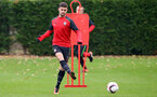 Shane Long during a Southampton FC training session at The Staplewood Campus, 7th December 2016
