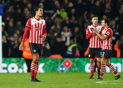 Gallery: Saints beaten by Spurs