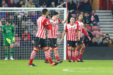 Saints beaten by West Brom