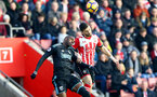 Shane Long during the Premier League match between Southampton and West Bromwich Albion at St Mary's Stadium, Southampton, England on 31 December 2016. Photo by Matt Watson/SFC/Digital South.