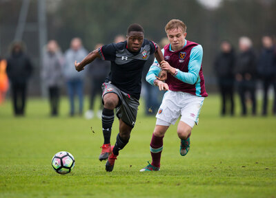 U18 Highlights: West Ham 2-0 Saints