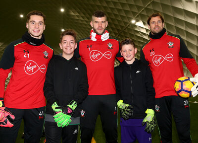 Gallery: Fans enjoy player experiences