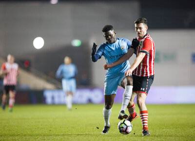 Saints knocked out of FA Youth Cup