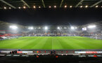 GV during the Premier League match between Swansea City and Southampton at the Liberty Stadium, Swansea, Wales on 31 January 2017. Photo by Matt Watson/SFC/Digital South.
