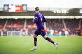 Win Forster's boots at Cherries game