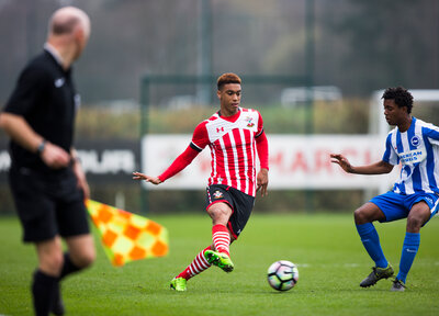 Valery called for France Under-18s