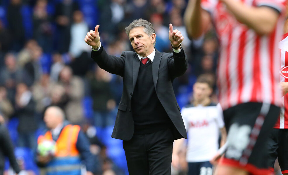 Puel looks forward to St Mary's return