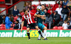 Maya Yoshida during the pre-season friendly between Brentford FC(red/white) and Southampton FC(black), at Griffin Park Stadium, Brentford, London, 22nd July 2017