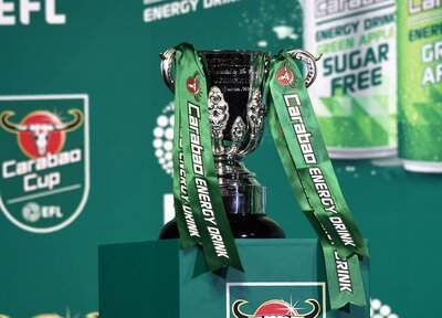 Saints draw Brentford in Carabao Cup