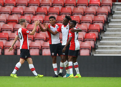 U23 Report: Saints 4-0 Reading