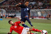 Bertrand named in England squad