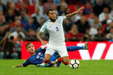 Bertrand helps Three Lions to victory