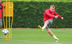SOUTHAMPTON, ENGLAND - SEPTEMBER 21: James Ward-Prowse during a Southampton FC training session at the Staplewood Campus on September 21, 2017 in Southampton, England. (Photo by Matt Watson/Southampton FC via Getty Images)