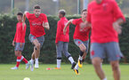 SOUTHAMPTON, ENGLAND - SEPTEMBER 28: Wesley Hoedt during a Southampton FC training session at the Staplewood Campus on September 28, 2017 in Southampton, England. (Photo by Matt Watson/Southampton FC via Getty Images)