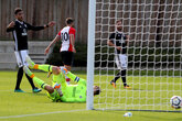 Austin and Ward-Prowse on target in friendly