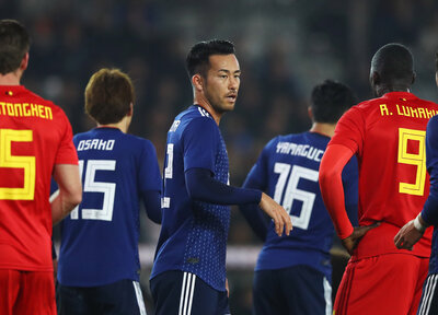 Yoshida suffers narrow Belgium defeat