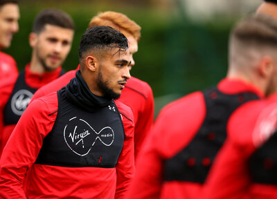 Saints prepare for Everton clash