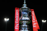 Fulham away in FA Cup third round