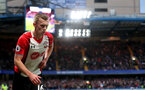 LONDON, ENGLAND - DECEMBER 16: Southampton's James Ward-Prowse during the Premier League match between Chelsea and Southampton at Stamford Bridge on December 16, 2017 in London, England. (Photo by Matt Watson/Southampton FC via Getty Images)