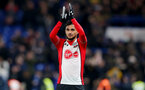 LONDON, ENGLAND - DECEMBER 16: Sofiane Boufal of Southampton during the Premier League match between Chelsea and Southampton at Stamford Bridge on December 16, 2017 in London, England. (Photo by Matt Watson/Southampton FC via Getty Images)