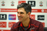 Press Conference (Part Two): Pellegrino on United