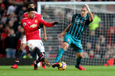 Saints claim a point at Old Trafford