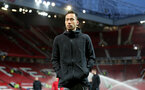 MANCHESTER, ENGLAND - DECEMBER 30: Southampton's Maya Yoshida ahead of the Premier League match between Manchester United and Southampton at Old Trafford on December 30, 2017 in Manchester, England. (Photo by Matt Watson/Southampton FC via Getty Images)