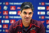 Press conference (Part One): Pellegrino previews West Brom