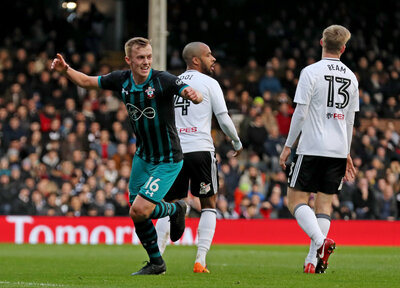 Ward-Prowse: It's something to build from