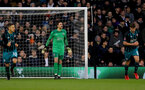 LONDON, ENGLAND - JANUARY 06: Alex McCarthy of Southampton during the Emirates FA Cup third round match between Fulham FC and Southampton FC at Craven Cottage on January 6, 2018 in London, England. (Photo by Matt Watson/Southampton FC via Getty Images)