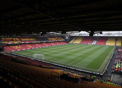 Watford fixture handed new date