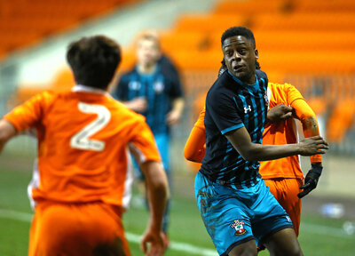 U18 Gallery: Blackpool 1-1 Saints (4-2 on pens.)