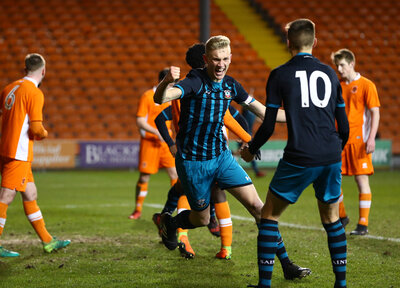 Youth Cup Highlights: Blackpool vs Saints