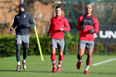 Inside Staplewood: Spurs build-up continues